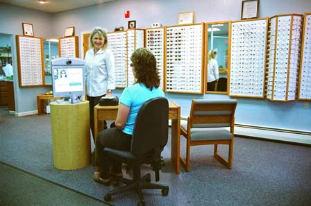 Andrea Daley, ABOC, Certified Registered Optician